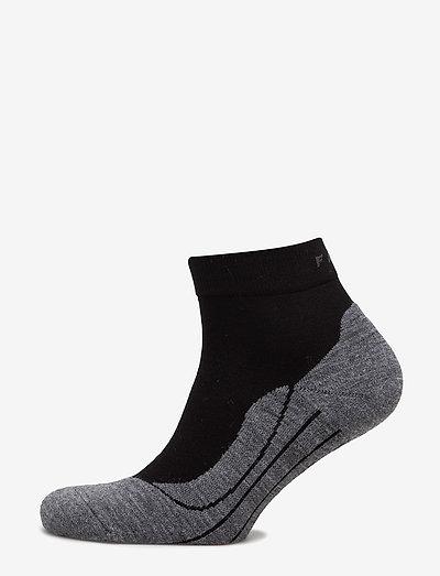 FALKE RU4 Short - ankle socks - black-mix