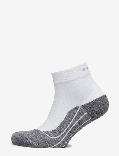 FALKE RU4 Short - ankle socks - white-mix