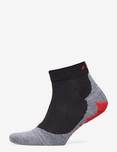 FALKE RU5 Lightweight Short - ankle socks - black-mix