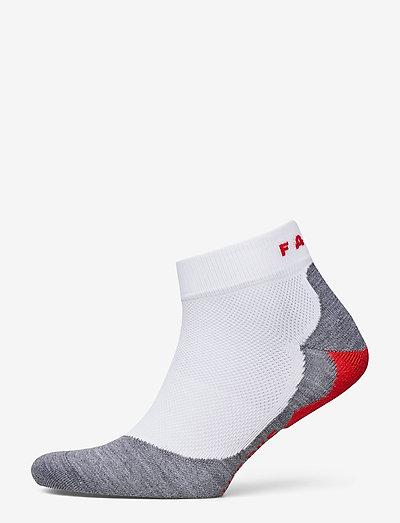 FALKE RU5 Lightweight Short - ankle socks - white-mix