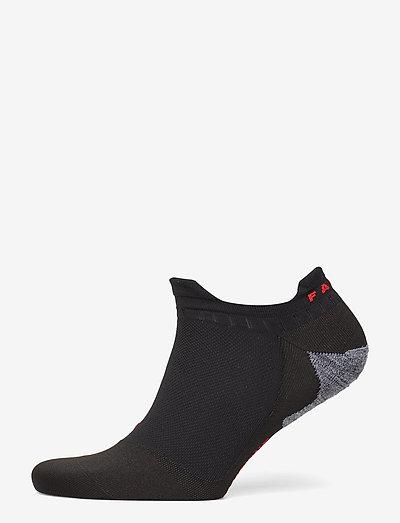 FALKE RU5 Invisible - ankle socks - black-mix