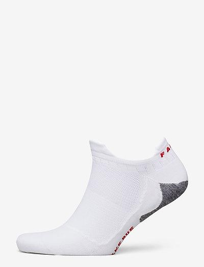 FALKE RU5 Invisible - ankle socks - white-mix