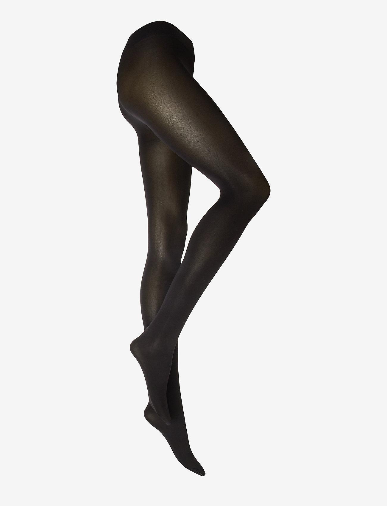 Falke Women - Seidengl. 80 TI - strumpfhosen - black - 0
