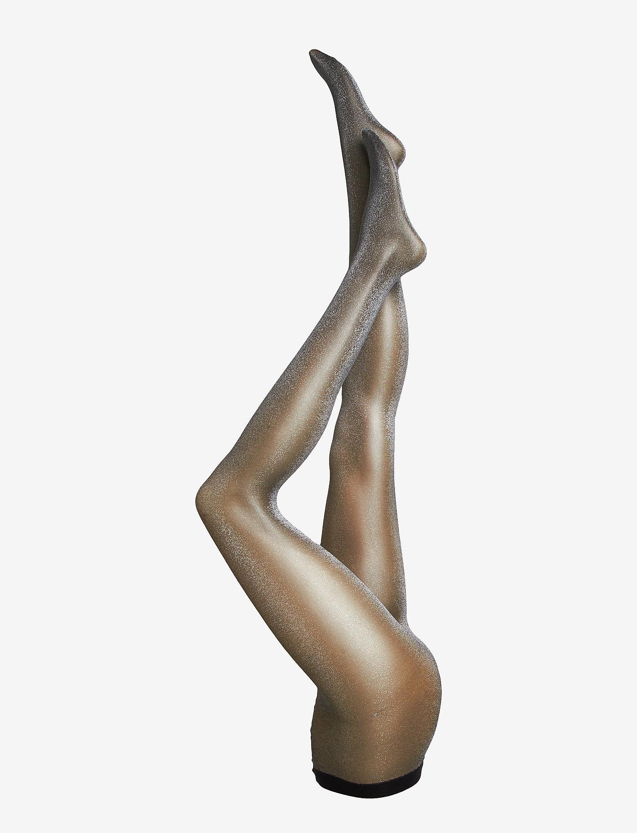 Falke Women - Glare TI - pantyhose - bl./silver