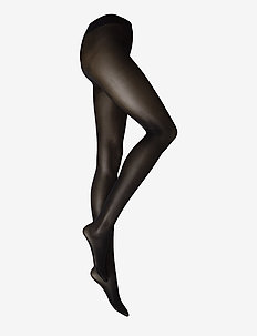 Matt Del. 30 TI - basic pantyhose - black