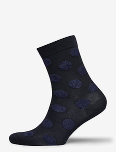 Dot Fur SO - sokker - dark navy