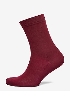 Softmerino SO - socks - wine