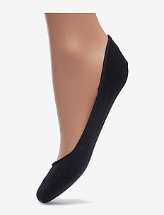 Step IN - sneakersokken - black
