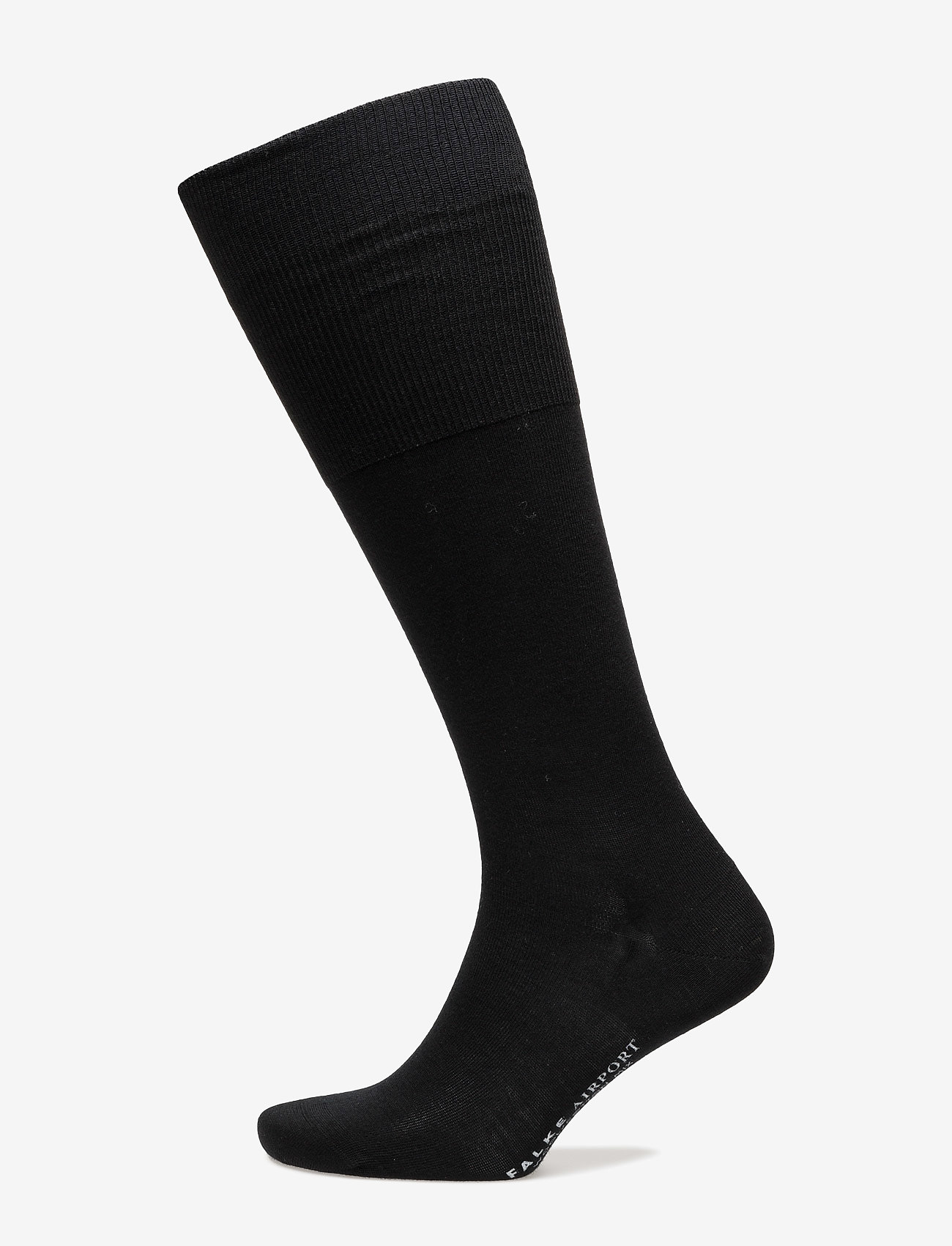 Falke - Airport KH - regulære sokker - black - 0
