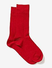 Falke - Family SO - vanlige sokker - scarlet - 0