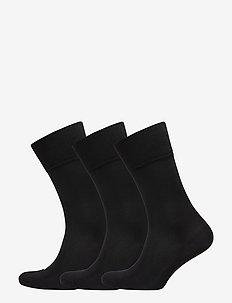 TiagoBundle3 - vanlige sokker - black