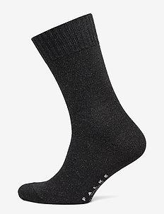 FALKE DENIM.ID - vanlige sokker - anthra.mel