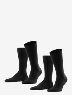 Happy DP SO - vanlige sokker - black