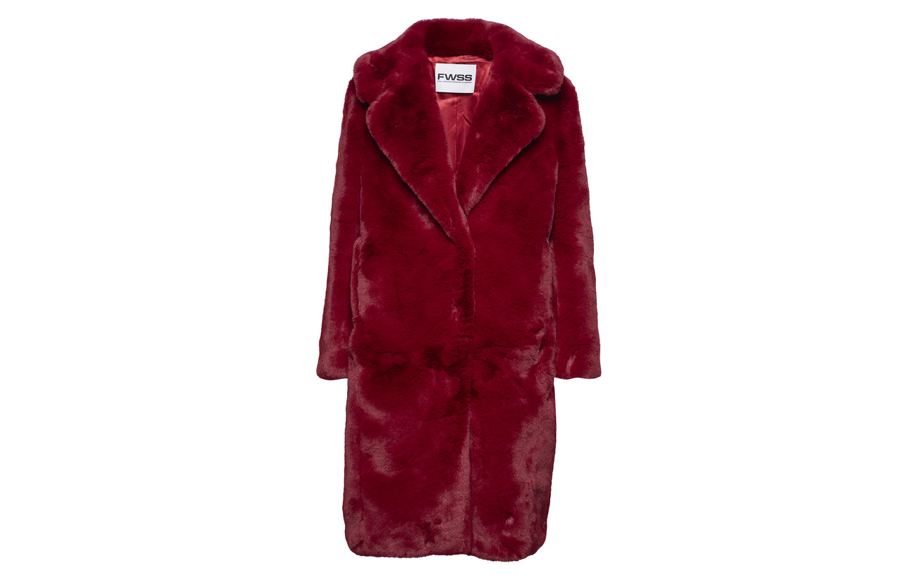 Summer Winter Spring Red Polyester Intérieure Stina Doublure Dahlia Fall 100 Eg6qE