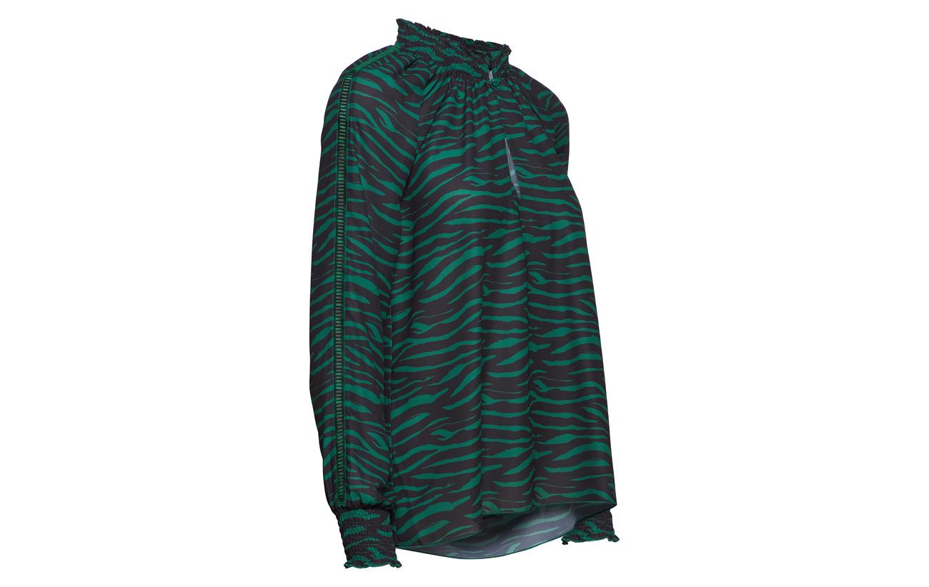 Fall Eden Spring Summer Winter 100 Benedikte Recyclé Polyester Zebra rRgBrq
