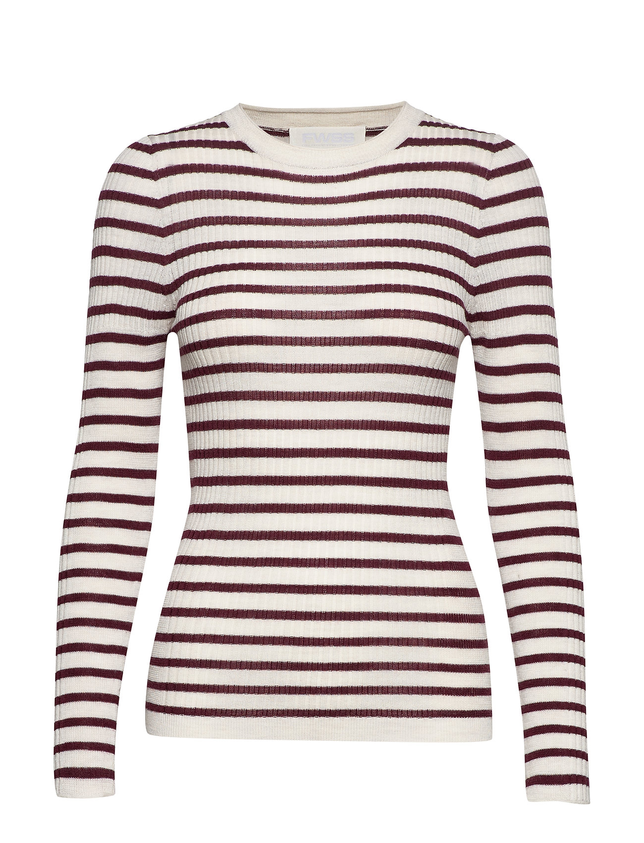 Fall Winter Spring Summer Annika - MADDER BROWN STRIPES