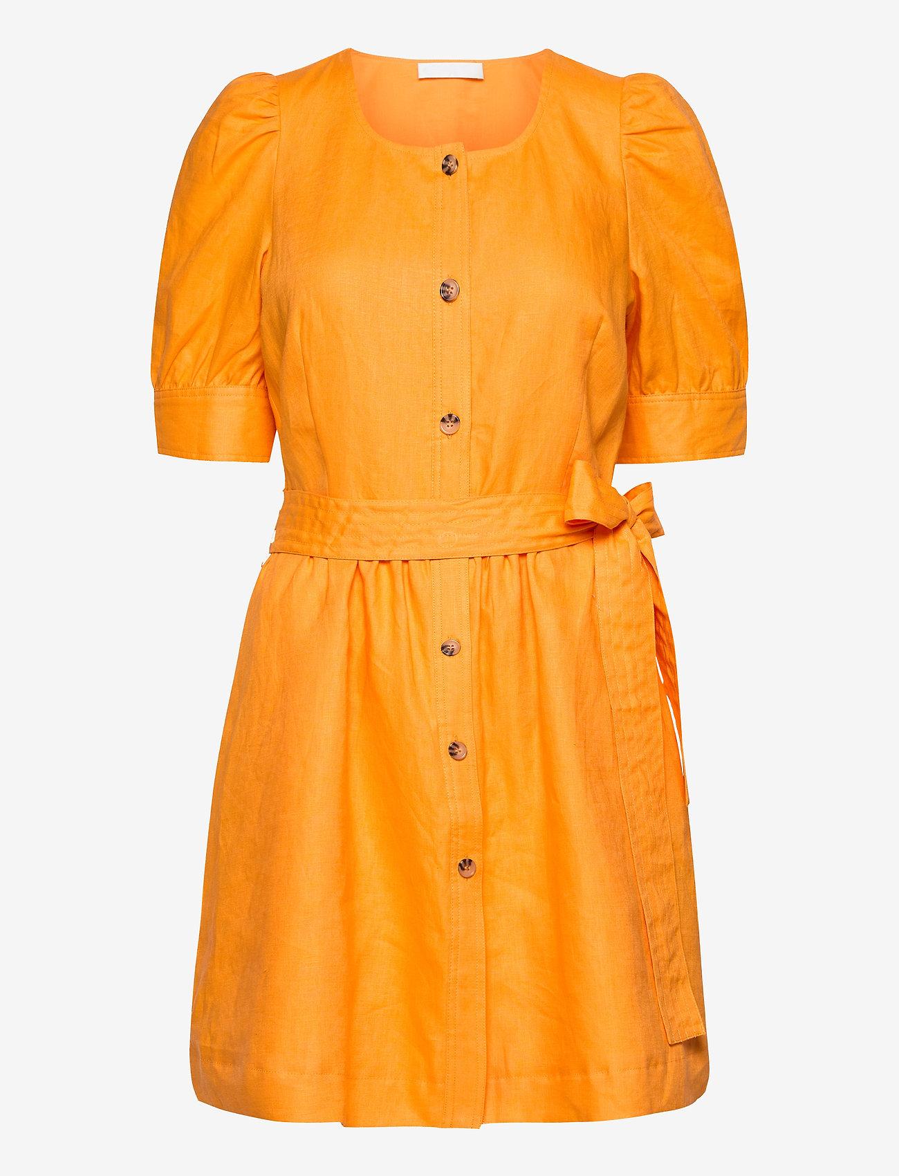 Fall Winter Spring Summer - Simone - korta klänningar - kumquat - 0