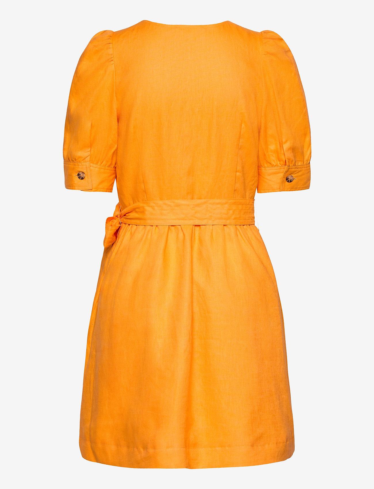 Fall Winter Spring Summer - Simone - korta klänningar - kumquat - 1
