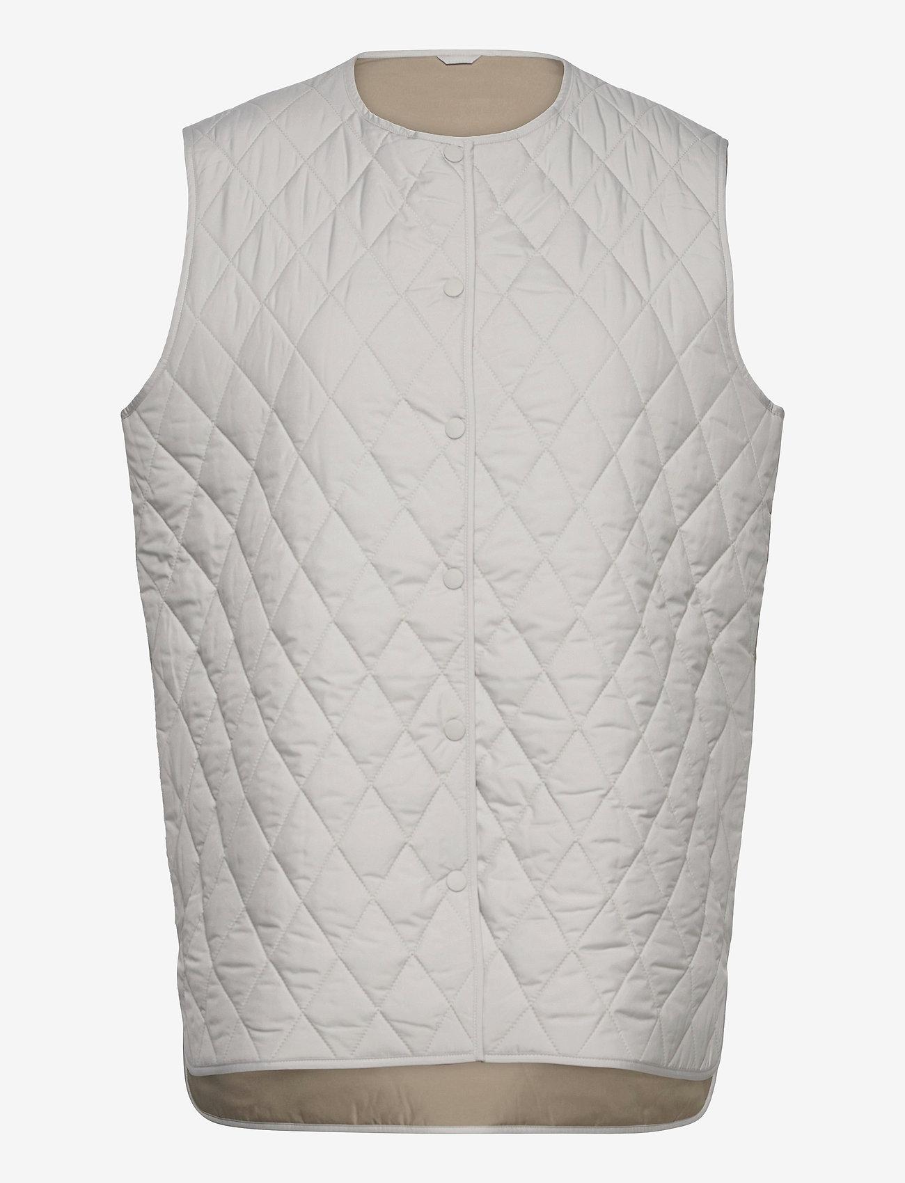 Fall Winter Spring Summer - Sealiner Vest - puffer vests - sandshell mix - 0