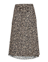 Fall Winter Spring Summer Inger Johanne 2 - BLACK MINI LEOPARD