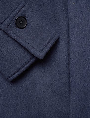 Fall Winter Spring Summer - Sealiner Wool - overshirts - blue nights - 6