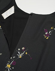 Fall Winter Spring Summer - Torn - midiklänningar - ikebana flower mini black - 3