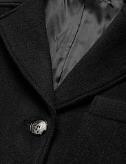 Fall Winter Spring Summer - Doo Wop - wool jackets - jet black - 3