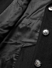 Fall Winter Spring Summer - Doo Wop - wool jackets - jet black - 5