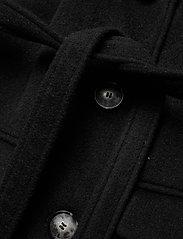 Fall Winter Spring Summer - Doo Wop - wool jackets - jet black - 6