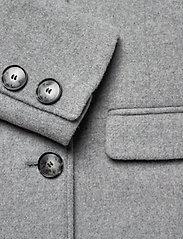 Fall Winter Spring Summer - Doo Wop - wool jackets - light gray - 2