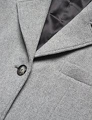 Fall Winter Spring Summer - Doo Wop - wool jackets - light gray - 3