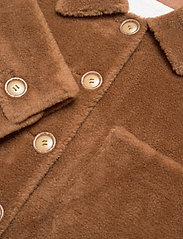 Fall Winter Spring Summer - Sealiner Teddy - faux fur - toffee - 2