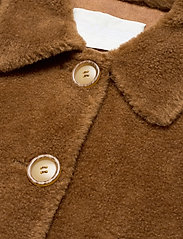 Fall Winter Spring Summer - Sealiner Teddy Long - faux fur - toffee - 2
