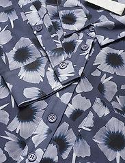Fall Winter Spring Summer - Bennington - sommarklänningar - animal floral blue - 2