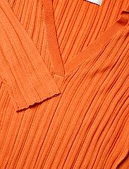 Fall Winter Spring Summer - Tearz Dress - sommarklänningar - dusty orange - 2