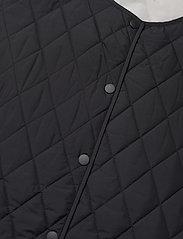 Fall Winter Spring Summer - Sealiner Vest - vadderade västar - anthracite black - 2