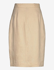 Fall Winter Spring Summer - Stambecco - midi kjolar - vanilla custard - 1