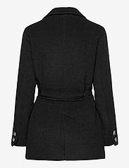 Fall Winter Spring Summer - Doo Wop - wool jackets - jet black - 2