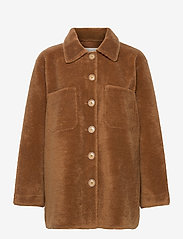 Fall Winter Spring Summer - Sealiner Teddy - faux fur - toffee - 0