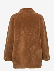 Fall Winter Spring Summer - Sealiner Teddy - faux fur - toffee - 1