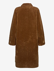 Fall Winter Spring Summer - Sealiner Teddy Long - faux fur - toffee - 1