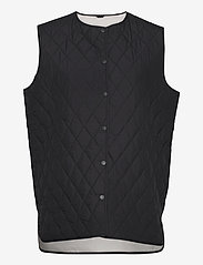 Fall Winter Spring Summer - Sealiner Vest - puffer vests - anthracite black - 0
