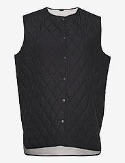 Fall Winter Spring Summer - Sealiner Vest - vadderade västar - anthracite black - 0