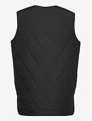 Fall Winter Spring Summer - Sealiner Vest - vadderade västar - anthracite black - 1