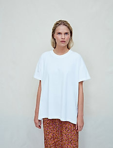 Thale - basic t-shirts - bright white