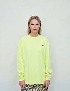 Kelly - basic t-shirts - safety yellow
