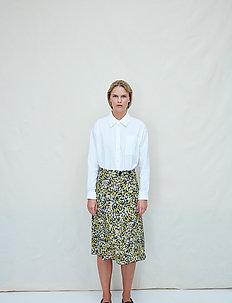 Ann-Karin - midi skirts - vintage flowery