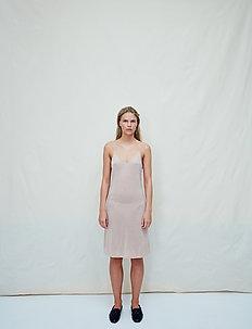 Fade Into You - short dresses - smoke grey nude