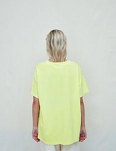 Thale - t-shirts - safety yellow