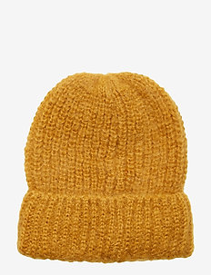 Atlantic - hats - bright gold